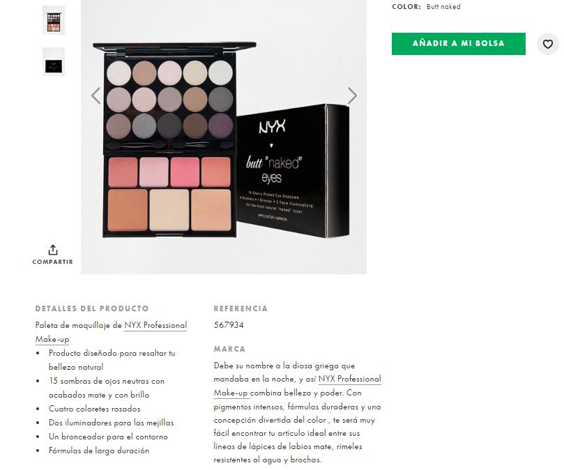 Diseño web Valencia: Elementos importantes en la página de producto de un ecommerce